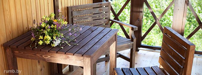 ООО Румб, садовая мебель